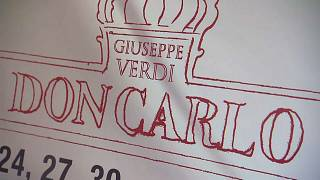 Την Κυριακή η πρεμιέρα του Don Carlo στο Teatro la Fenice