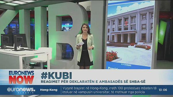 Un Euronews nouveau... en Albanie!
