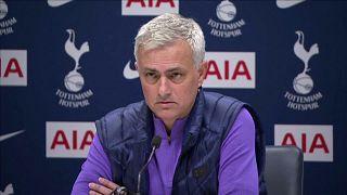 """Mourinho: """"Potencial do Tottenham é gigantesco"""""""