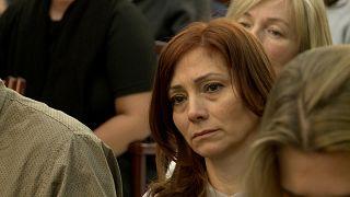 Screenshot - FILE Footage - Hungarian violence victim Erika Renner