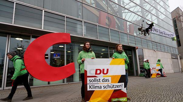 CDU das C geklaut: 10 Tweets zu #DUohneC