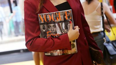 Vogue magazine, Conde Nast