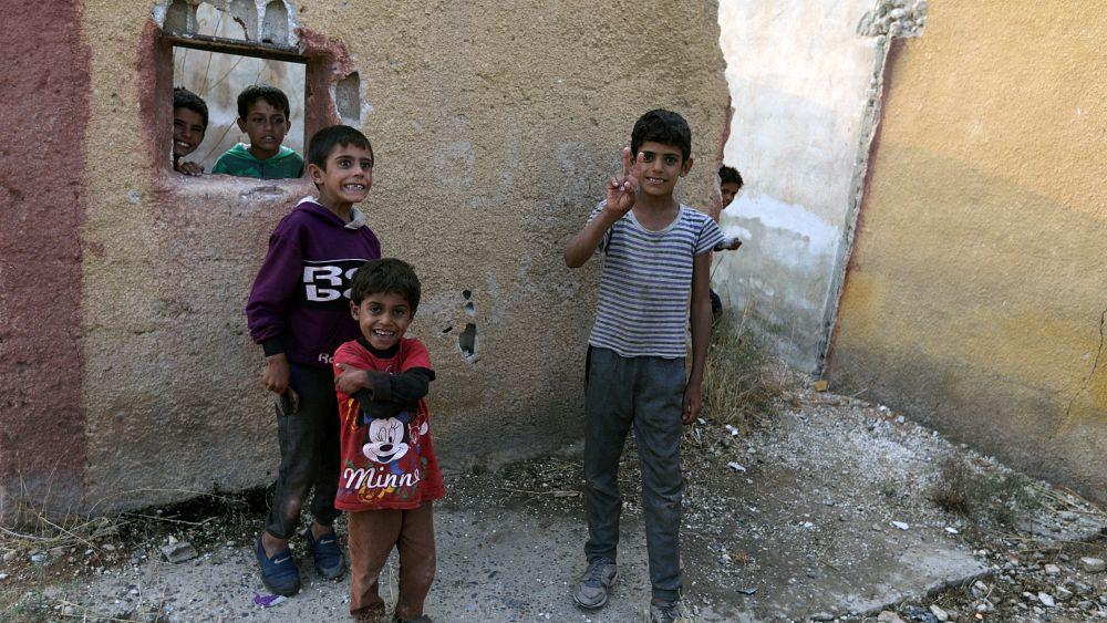 مقتل أكثر من 657 طفلا في سوريا في عام 2019   Euronews
