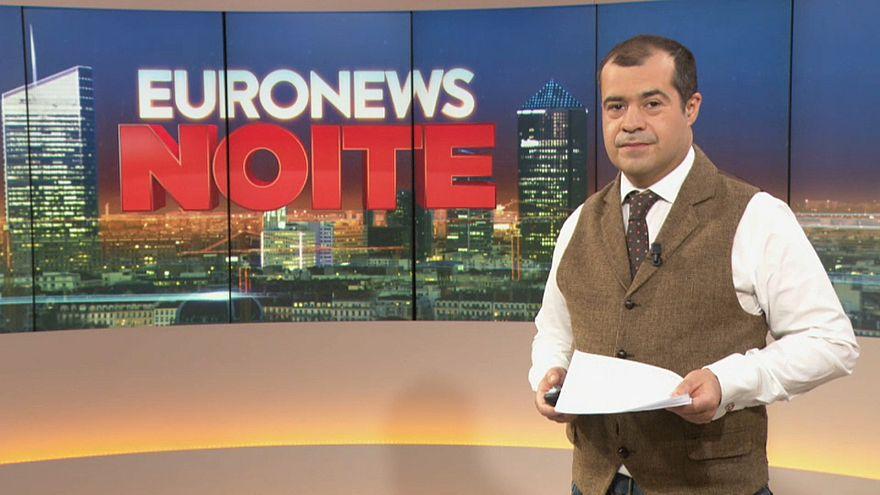Euronews Noite | As notícias do Mundo de 21 de novembro de 2019