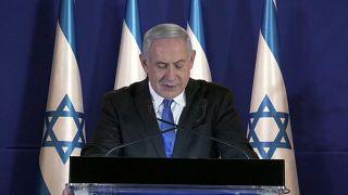 Netanyahu no dimite pese a ser inculpado por corrupción