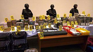 الأمن المغربي يضبط قرابة نصف طن من الكوكايين