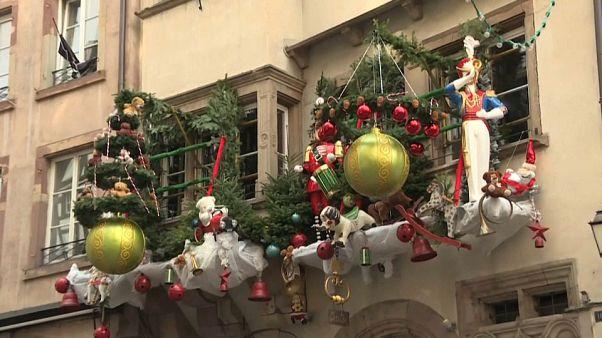 """Strasbourg redevient la """"capitale de Noël"""", un an après..."""