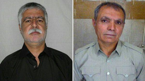 آزادی دو زندانی کُرد پس از نزدیک به سه دهه زندان