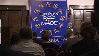 """""""Сделано европейскими пчёлами"""""""