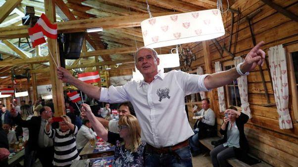 Scandale en Autriche, l'extrême droite cachait des lingots d'or dans un chalet