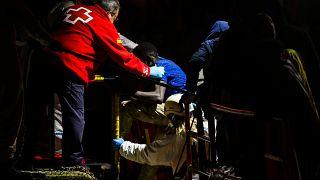 Rescatados 79 migrantes en las costas del sur de Gran Canaria