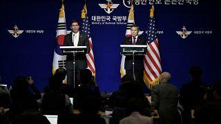 Güney Kore, Japonya ile askeri istihbarat paylaşımını öngören anlaşmayı bitirme kararından cayıyor