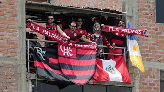 Flamengo em Lima para fazer história