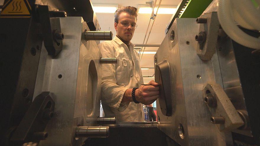 Голландский инкубатор патронирует производителей полимеров
