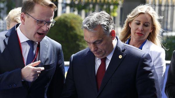 Orbán Viktor szerint Soros György nem akarta Várhelyi uniós biztosi kinevezését