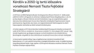 Konzultációt tart a magyar kormány a környezetvédelemről, csak nem hirdeti