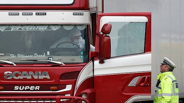 Man from Northern Ireland arrested over deaths of 39 Vietnamese victims found in UK truck