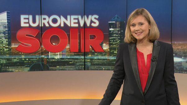 Euronews Soir : l'actualité du vendredi 22 novembre 2019