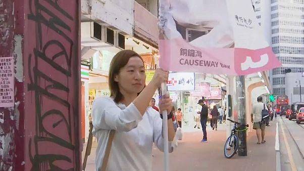 Hongkong vor den Wahlen