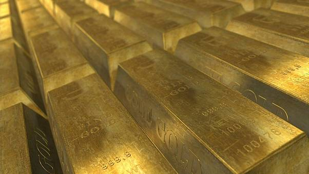 Library picture: Investigators found three cases of gold bars in the East Tyrol guesthouse