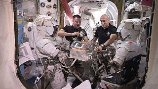 فضانوردان چگونه میتوانند به دانشمندان در تحقیقات تغییرات آبوهوایی کمک کنند؟