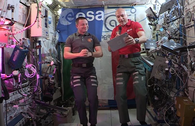 Avrupa Uzay Ajansı/euronews