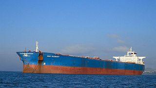 Νεκρός Έλληνας πλοίαρχος από φωτιά σε φορτηγό πλοίο