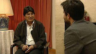 Evo Morales rechaza presentarse a las elecciones en Bolivia