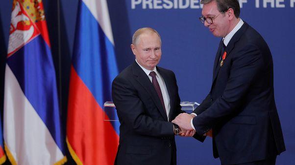 Σέρβια: Σάλος με ρωσική εμπλοκή σε υπόθεση κατασκοπείας