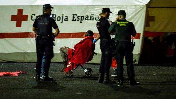 Spanische Küstenwache rettet 85 Flüchtlinge vor Gran Canaria