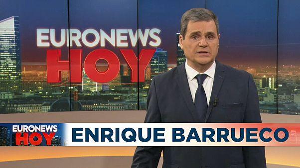 Euronews Hoy   Las noticias del viernes 22 de noviembre de 2019