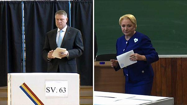 Την Κυριακή οι προεδρικές εκλογές στην Ρουμανία