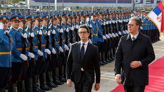 Το βέτο Μακρόν ανησυχεί Σερβία και Βόρεια Μακεδονία