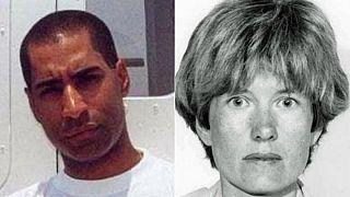 Seit 20 Jahren auf der Flucht: Jean-Claude Lacote (links) and Hilde van Acker