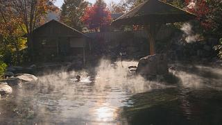 Entspannung auf Japanisch: Ein Bad im Onsen