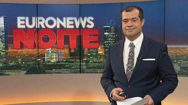 Euronews Noite | As notícias do Mundo de 22 de novembro de 2019