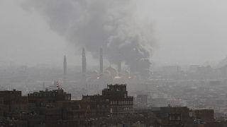 انخفاض الضربات الجوية لتحالف تقوده السعودية على اليمن بنسبة 80%