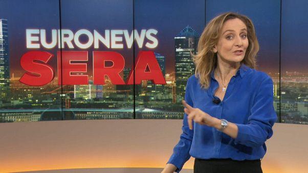 Euronews Sera | TG europeo, edizione di venerdì 22 novembre 2019