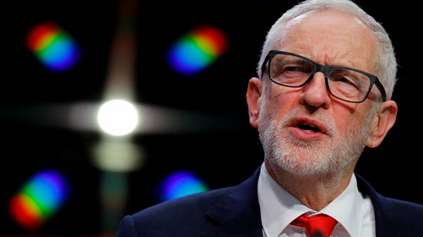Jeremy Corbyn won't campaign for or against Brexit