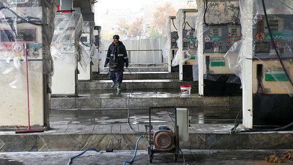"""Массовые аресты после """"бензиновых протестов"""" в Иране"""
