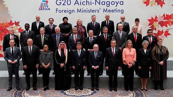G20: «Πρέπει να εκσυγχρονίσουμε τον Παγκόσμιο Οργανισμό Εμπορίου»