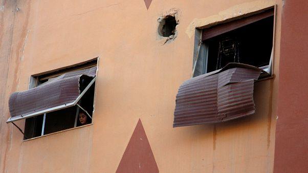 İsrail'den Suriye'ye füze saldırılı misilleme: 2 sivil öldü