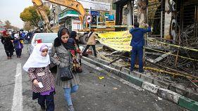 ناآرامیها در ایران؛ سطح دسترسی اینترنت همچنان پایین است