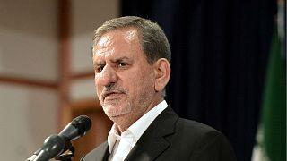 İran Cumhurbaşkanı Birinci Yardımcısı İshak Cihangiri