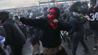 Santiago, la olla a presión en la que bulle el descontento por las desigualdades en Chile