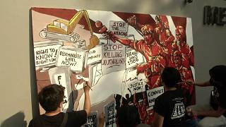 Massacre of journalists in Philippines marked 10 years on