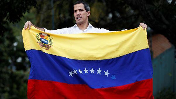 Venezuela muhalefet lideri Juan Guaido