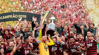 El Flamengo le arrebata a River la Libertadores en los últimos compases de la final