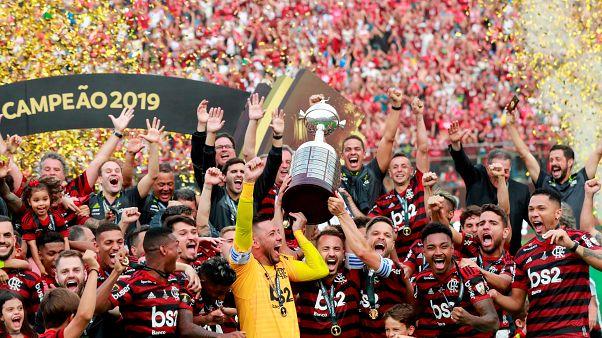 A Flamengo nyerte a Libertadores-kupát
