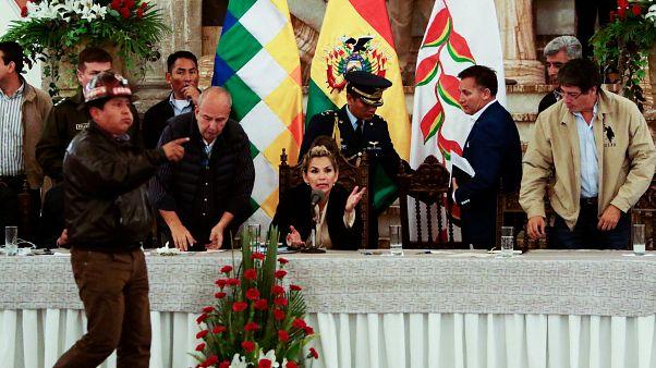 Боливия аннулировала итоги выборов